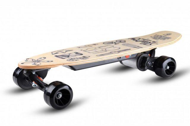 Skatey 150 Lithium Wood-Art