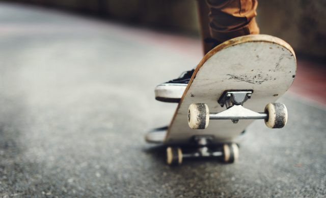 Skateboarden voor beginners; zo ga je te werk